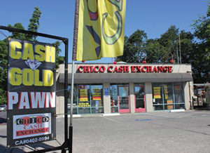Chico Cash Exchange Office